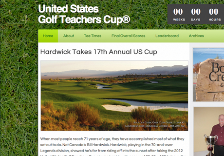 US Golf Teachers Cup