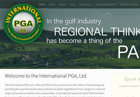 International PGA Redesugb